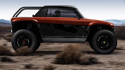 Vanderhall Teases New EV Off-Road Concept