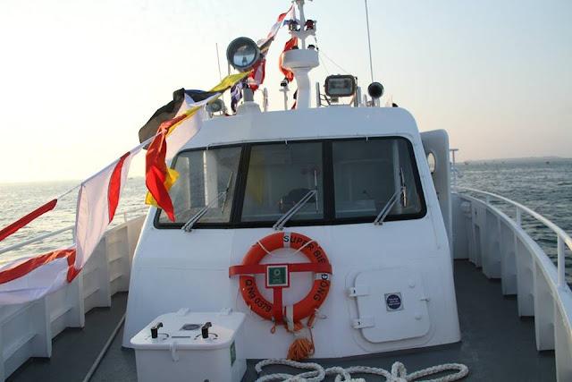 Mũi Tàu Supper biển đông