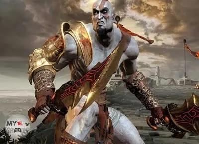 تحميل لعبة God of War 2 بحجم صغير للكمبيوتر