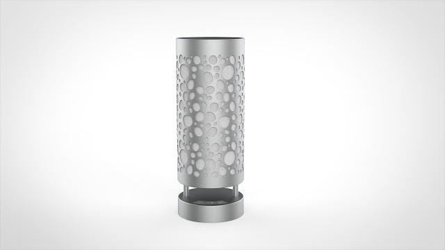 Alledra introdduces UV-free air-sanitizing lamp