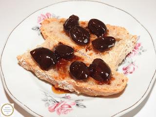 Dulceata de struguri pe paine reteta,