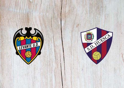 Levante vs Huesca -Highlights 02 April 2021