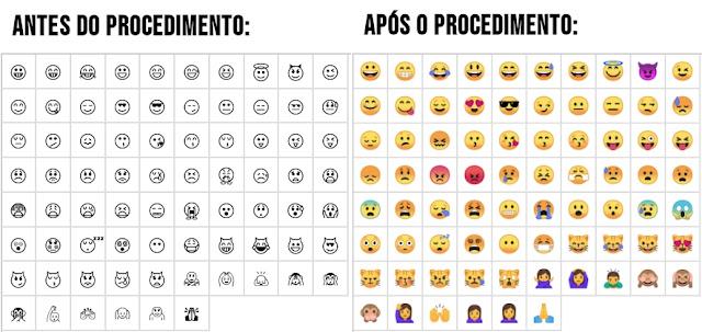 antes-depois-de-resolver-o-bug-dos-emojis