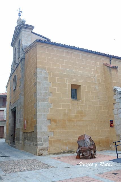 Iglesia de Santiago Apóstol de Coria