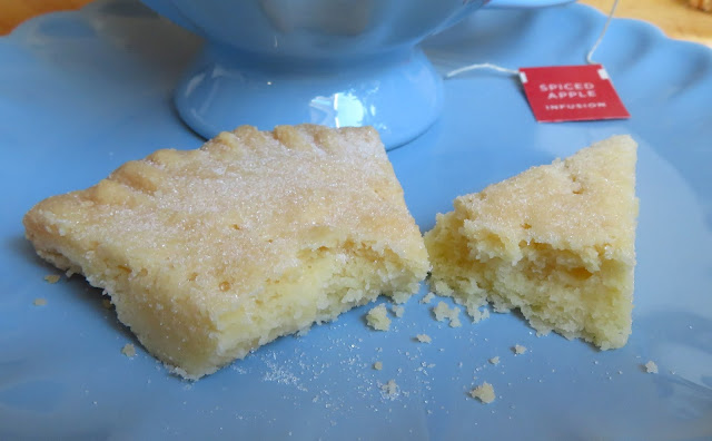 Mary's Perfect Shortbread