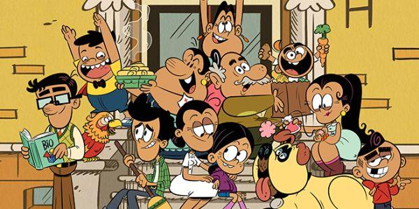 Los Casagrandes: Nickelodeon anuncia spin-off de The Loud House