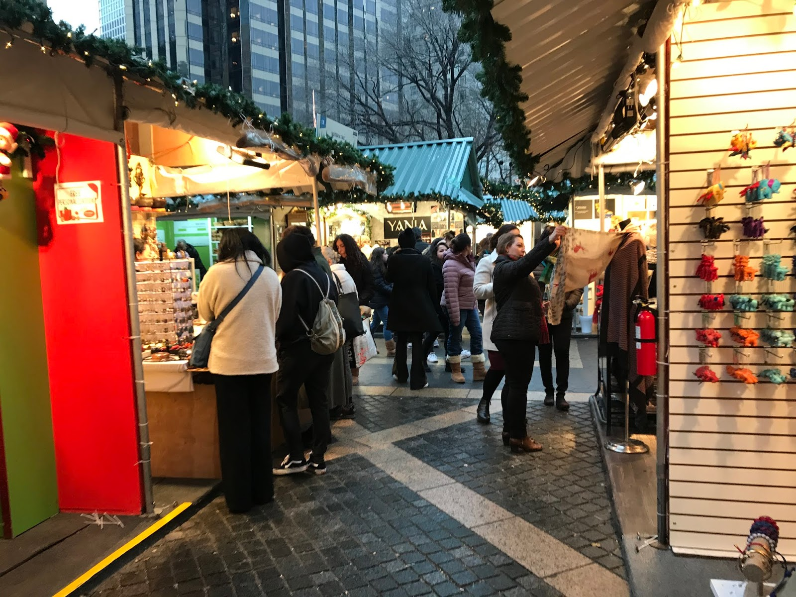 Christmas Market New York 2019.Indulgent Sojourns Random Adventures In Food Wine And
