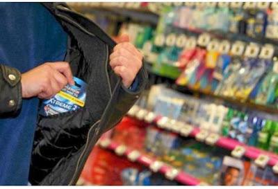 Σύλληψη 58χρονου αλλοδαπού για κλοπή από σούπερ μάρκετ