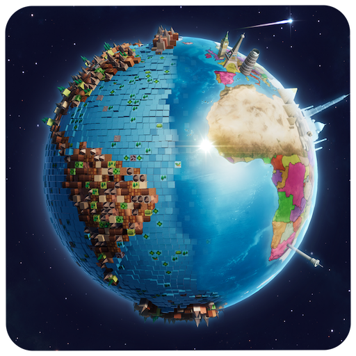 Idle World - VER. 4.3 Unlimited (Money - Diamond) MOD APK