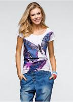 Bluza din material plăcut pielii, marca RAINBOW, (bonprix)