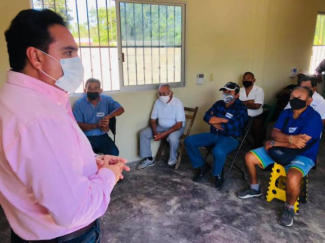 Jesús Vidal, a favor de una reforma para los trabajadores