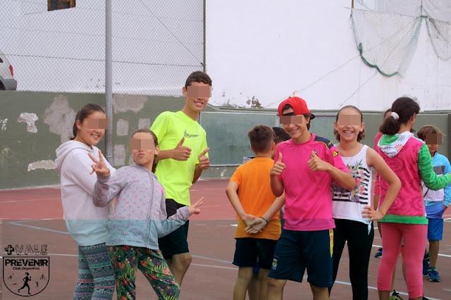 tenis arucas escuela verano
