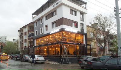 hilton otel, kütahya inşaat, satılık dükkanlar