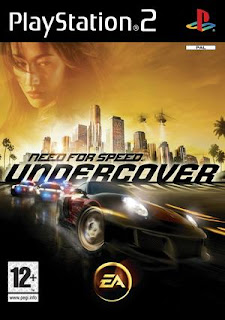 Need for Speed Undercover (PS2) 2008