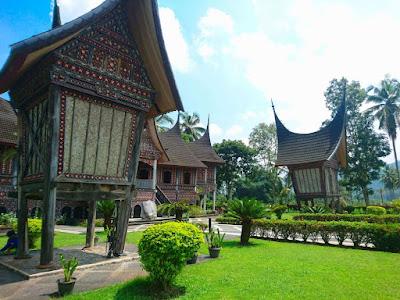 Rumah Gadang Sungai Baringin Payakumbuh