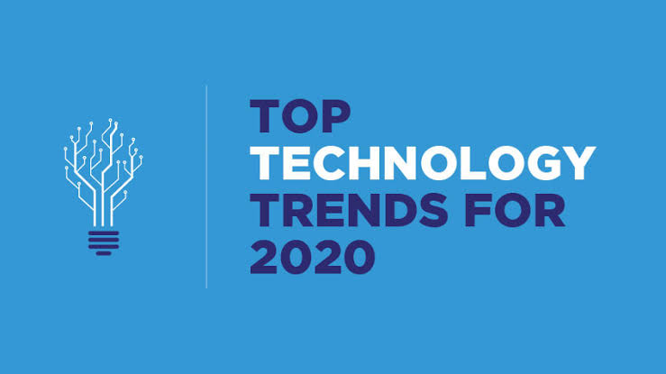 Top technology trends in 2020