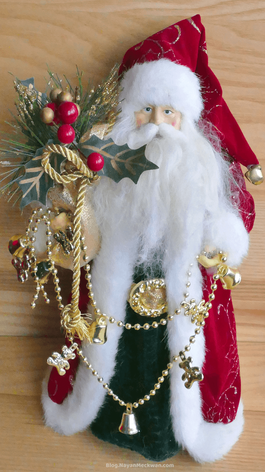 Merry Christmas Santa clause for Kids and adult gifts