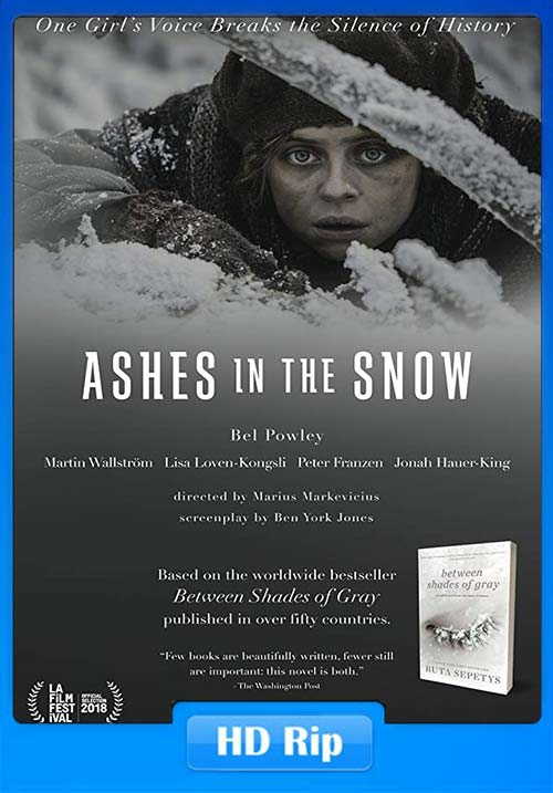 Ashes in the Snow 2018 720p WEB-DL x264 | 480p 300MB | 100MB HEVC