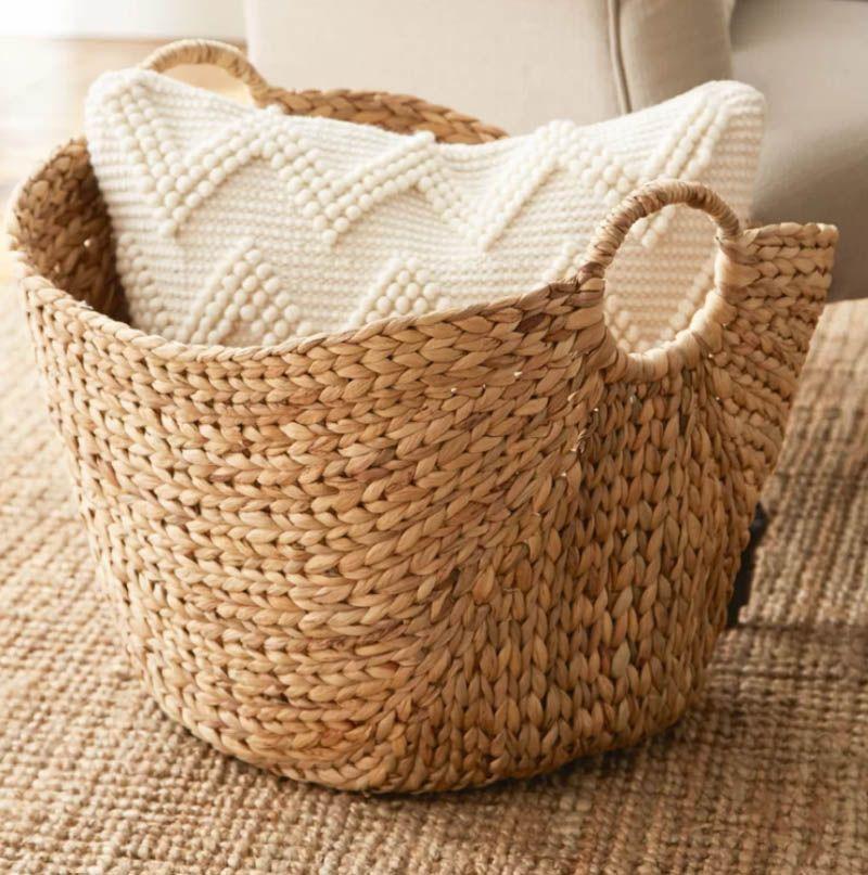 Sea Grass Basket