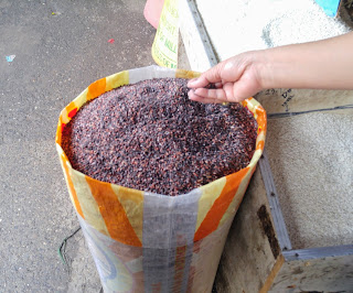 purple glutinous rice
