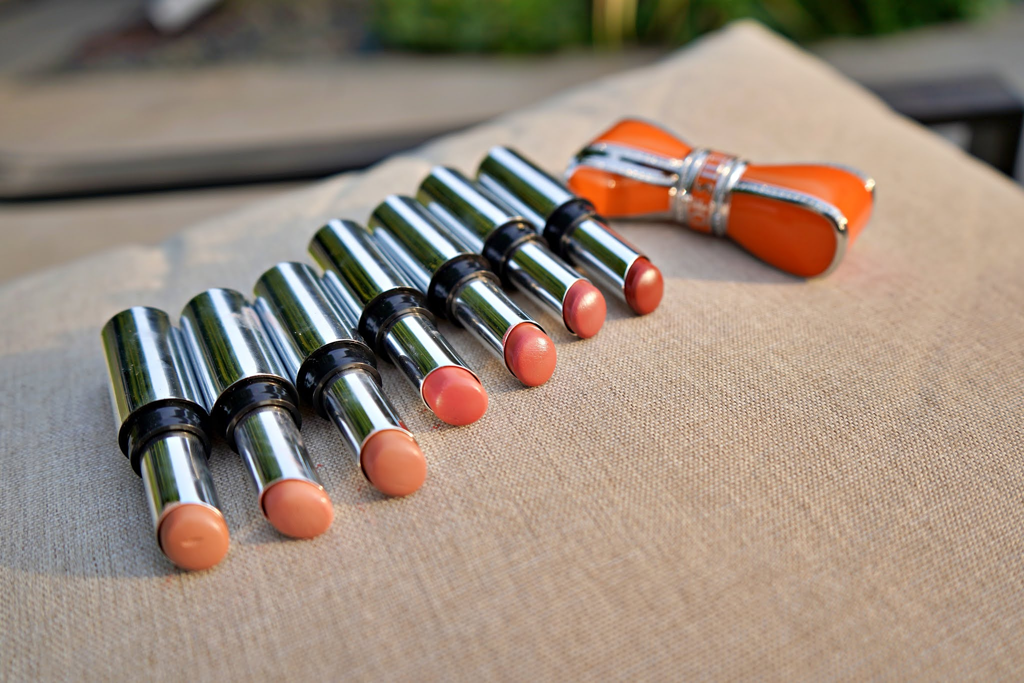 House of Sillage Nudes Collection lipstick