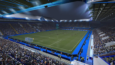 PES 2021 Stadium Hillsborough