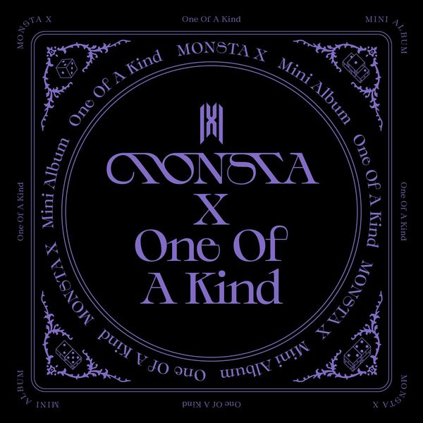 Monsta X – One Of A Kind – EP