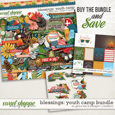Blessings: Youth Camp Bundle
