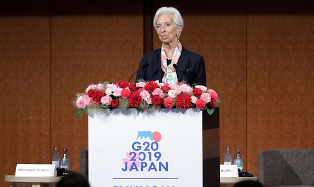 IMF's Christine Lagarde Calls for Stronger International Cooperation