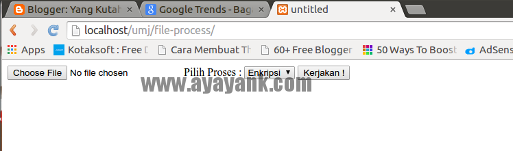 enkripsi file text dengan php