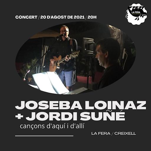 20 d'AGOST: JOSEBA + JORDI