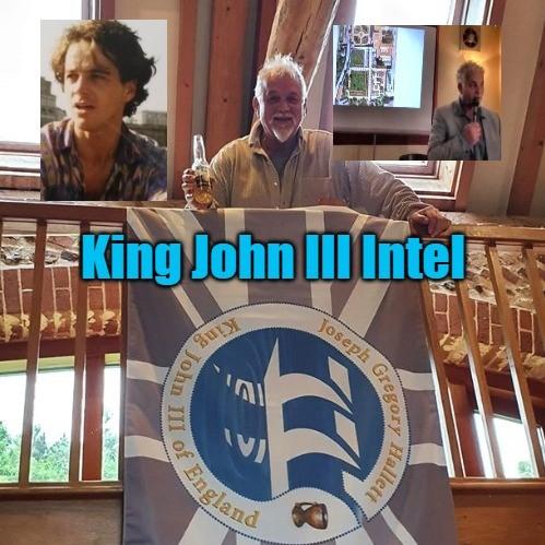 click on pic - Joseph Gregory Hallett, King John III