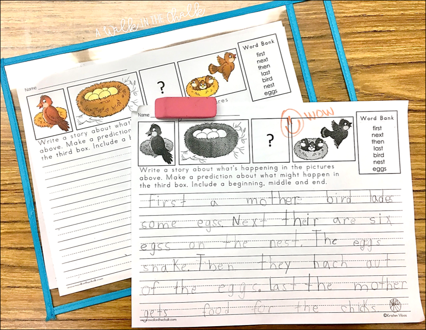 Writing with ELs in Primary Grades