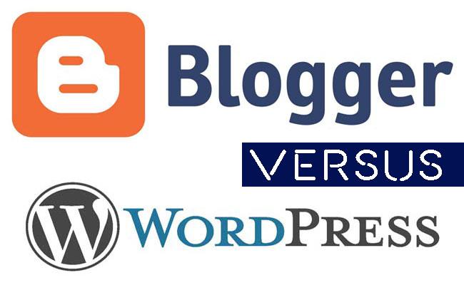 Wordpress atau Blogger, Pilihan Terbaik Membuat Website