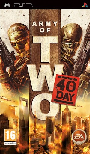 Army of Two: The 40th Day PSP [ISO][ESPAÑOL]