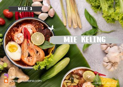 Mie khas Sumatera Utara