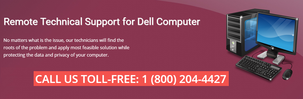 Dell Technical Support Phone Number 1-800-204-4427, Dell Tech Support