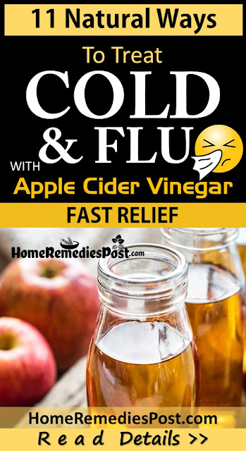 apple cider vinegar for cold, how to use apple cider vinegar for cold relief fast, cold and flu relief, how to get rid of cold, common cold, home remedies for cold, get rid of cold fast, cold treatment, cold home remedies, how to treat cold, cold relief,