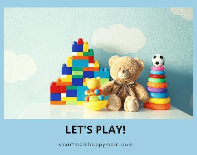 Permainan anak 1 tahun