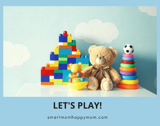 Rekomendasi Permainan untuk Anak Satu Tahun