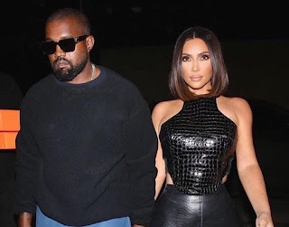 Kim Kardashian breaks down into tears while being finally reunited with Kanye West amid his twitter apology