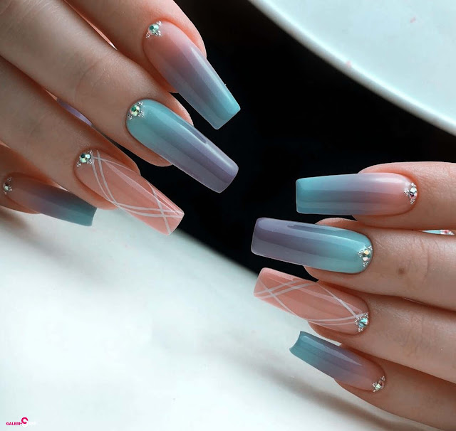 15 Cute Spring and Summer Nails Design Fashion Girl Are Already Adopting