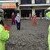 Gagah & Berani, Wako Lubuklinggau & Istri Kunjungi Pasien Covid 19