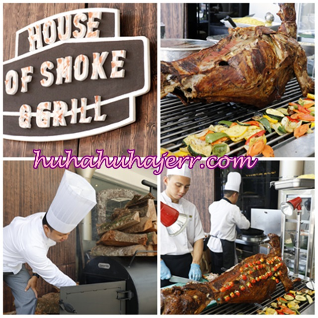 "BUFET RAMADAN AL-KAREEM 2020 ""HOUSE OF SMOKE AND GRILL"" DI GRAND BLUEWAVE HOTEL SHAH ALAM"