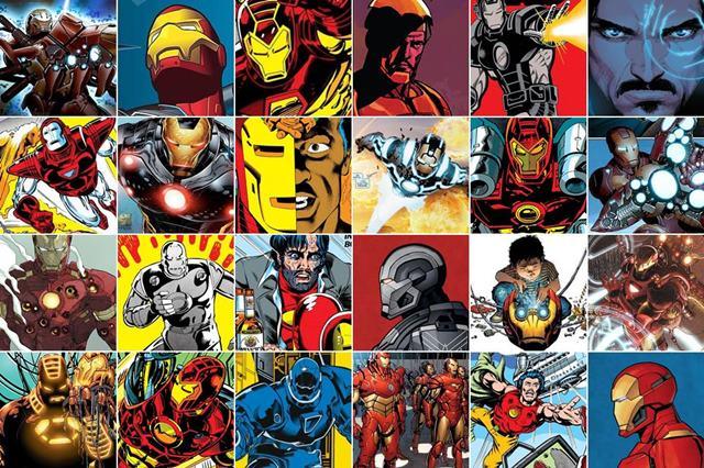 Mejores cómics e historias de Iron Man, de Marvel Comics