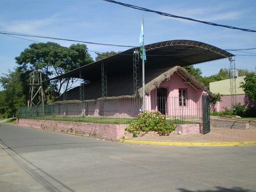 Relato Rancho de Juan Manuel de Rosas en Monte historia