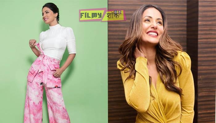 Hina Khan Latest Images And Hina Khan Movie Review