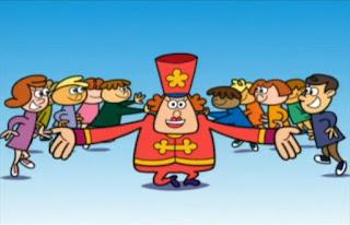 Sesame Street Elmo's World Hands the Hands Channel