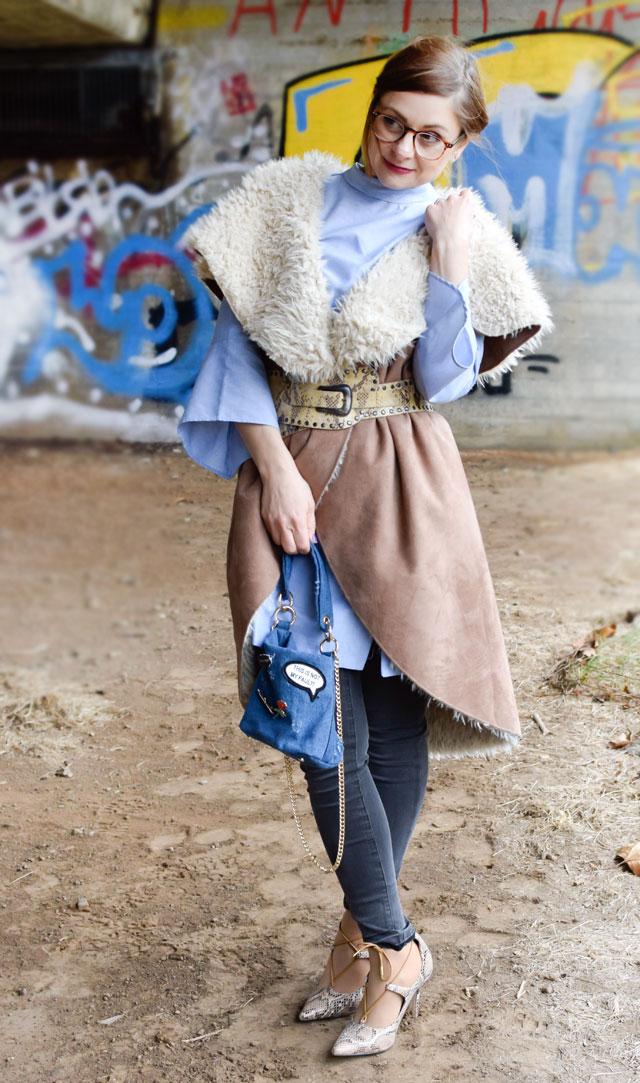 Zara online kleid weiss