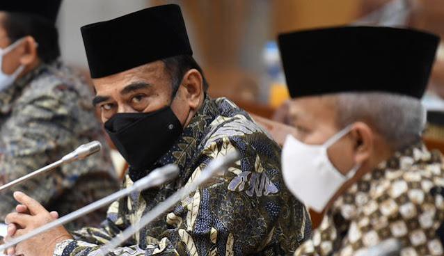 Lengser dari Menag, Fachrul Razi Disebut Pernah Kasih Lampu Hijau 'Ormas Terlarang'